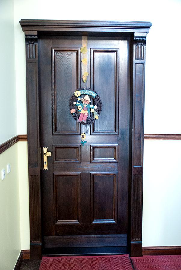 Aussentüren  Haustüren und Außentüren - alles Echtholz aus der Massivholz ...