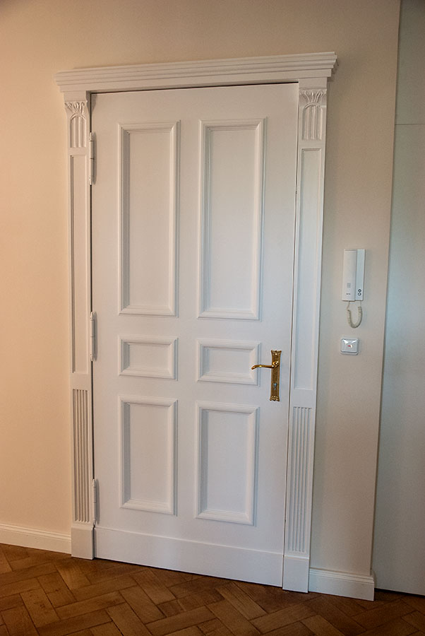 Zimmertüren landhaus  Gründerzeit Zimmertüren, Innentüren und Massivholztüren