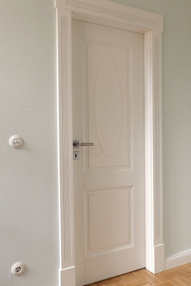 Zimmertüren, Innentüren und Massivholztüren - Echtholz